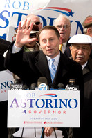 Rob Astorino-Press Conference 3-6-14  Bronx Co. Court House Steps