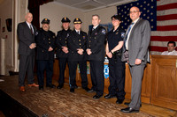 Suffern N.Y Police Department-Promotion & Swearing in Ceremony